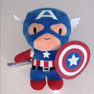 Universal Studios Captain America Plush